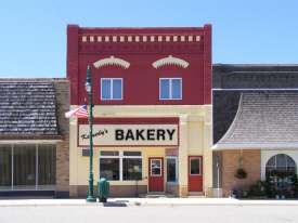 Kennedy's Bakery, Madison Minnesota
