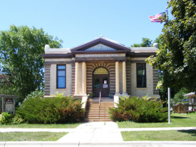 Madison Public Library, Madison Minnesota