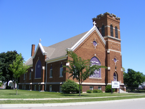 Prairie Arts Center, formerly First Lutheran Church, Madison Minnesota, 2014