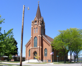 St. Michael Catholic Church, Madison Minnesota