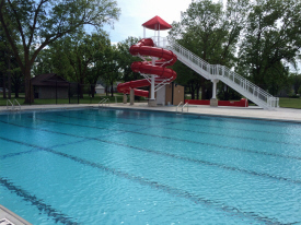 Swimming Pool, Madison Minnesota