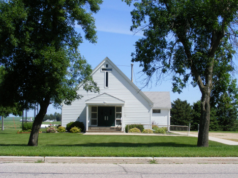 United Methodist Church, Magnolia Minnesota, 2014