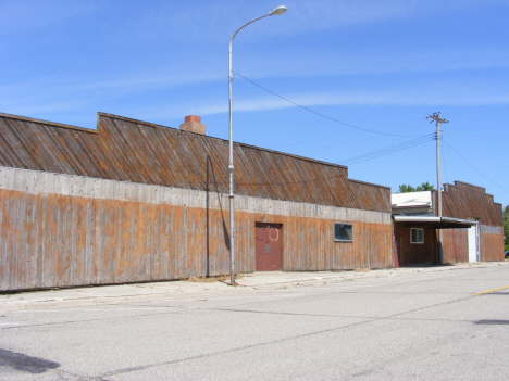 Former bar and club, Magnolia Minnesota, 2014