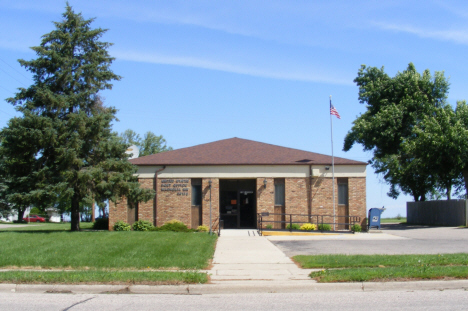 Post Office, Magnolia Minnesota, 2014