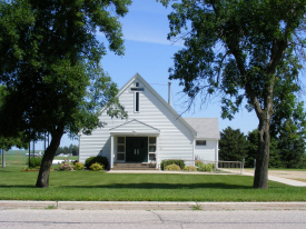 United Methodist Church, Magnolia Minnesota