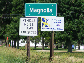 Welcome to Magnolia Minnesota!
