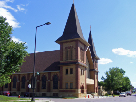 Immanuel Lutheran Church, Mankato Minnesota