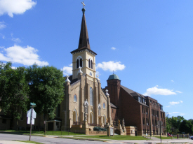 Saints Peter and Paul Catholic Church, Mankato Minnesota