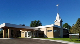 Resurrection Lutheran Church, Mankato Minnesota