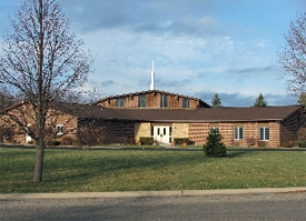 Seventh-Day Adventist Church, Mankato Minnesota