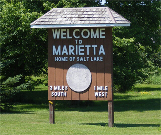 Welcome to Marietta Minnesota!