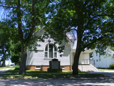 United Church of Christ, Marietta Minnesota, 2014