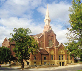 Holy Redeemer Catholic Church    marshall mn