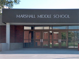 Marshall Middle School, Marshall Minnesota