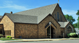 First Lutheran Church, Marshall Minnesota