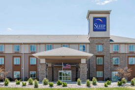 Sleep Inn & Suites, Marshall Minnesota
