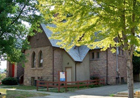 St. James Episcopal Church, Marshall Minnesota