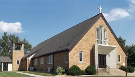 St. Clotilde Catholic Church, Marshall Minnesota
