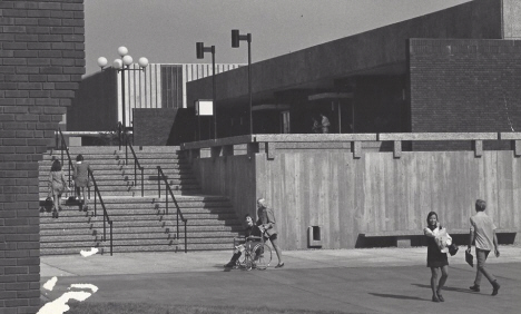 Southwest Minnesota State College (now Southwest Minnesota State University), Marshall Minnesota, 1967