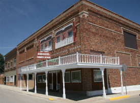 Budger's Dinner House, Maynard Minnesota
