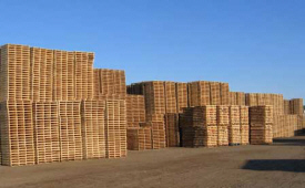 Savanna Pallets, McGregor Minnesota