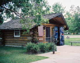 McGregor Area Chamber of Commerce Welcome Center, McGregor Minnesota