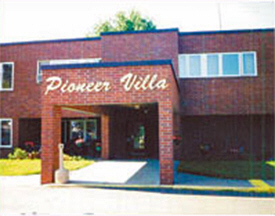 Pioneer Villa Apartments, McGregor Minnesota