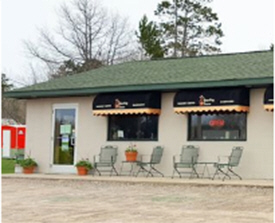 The Roasting house, McGregor Minnesota