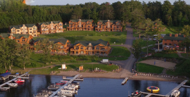 Big Sandy Lodge and Resort, McGregor Minnesota