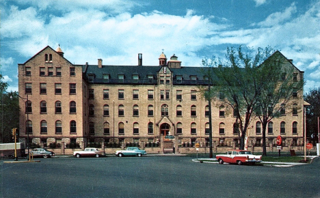 Little Sisters of the Poor, 215 Broadway Street NE, Minneapolis Minnesota, 1950's