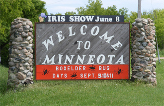 Welcome to Minneota Minnesota!