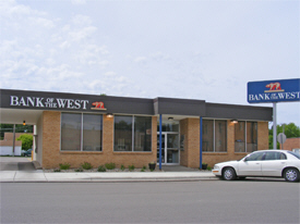 Bank of the West, Minneota Minnesota