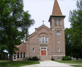 St. Edward Catholic Church, Minneota Minnesota