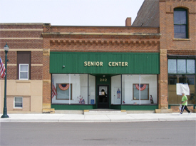 Senior Citizens Center, Minneota Minnesota