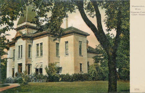 Chippewa County Court House, Montevideo Minnesota, 1907