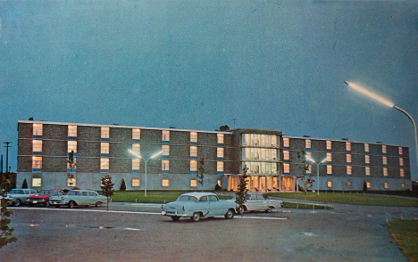 Brookside Manor Apartments, Montevideo Minnesota, 1960's
