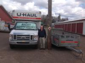 U-Haul Neighborhood Dealer, Moose Lake Minnesota