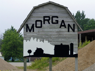 Welcome to Morgan Minnesota!