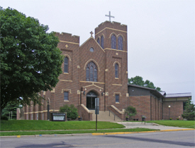 St. John Lutheran Church, Morgan Minnesota