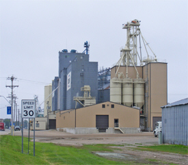 Harvestland Cooperative, Morgan Minnesota