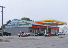 Wayne's Shell, Morgan Minnesota