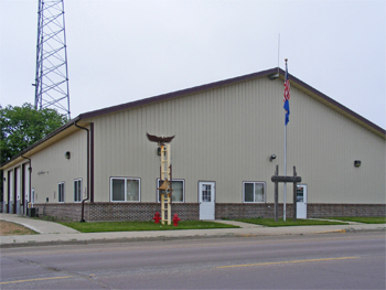City Hall, Morgan Minnesota