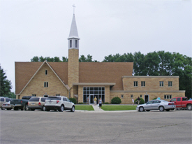 Zion Evangelical Lutheran Church, Morgan Minnesota