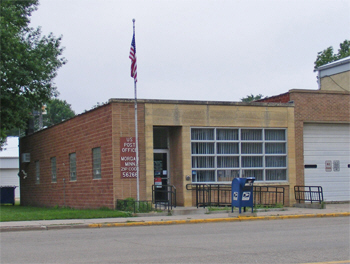 US Post Office, Morgan Minnesota