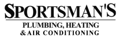 Sportsman's Plumbing, Heating, & Air Conditioning logo