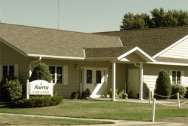 Sturm Funeral Home, Mountain Lake Minnesota
