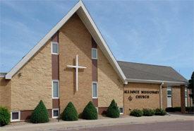 Alliance Church, Mountain Lake Minnesota