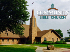 Community Bible Church, Mountain Lake Minnesota