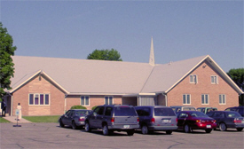 Cornerstone Bible Church, Mountain Lake Minnesota