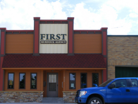 First Murdock Agency, Murdock Minnesota, 2014